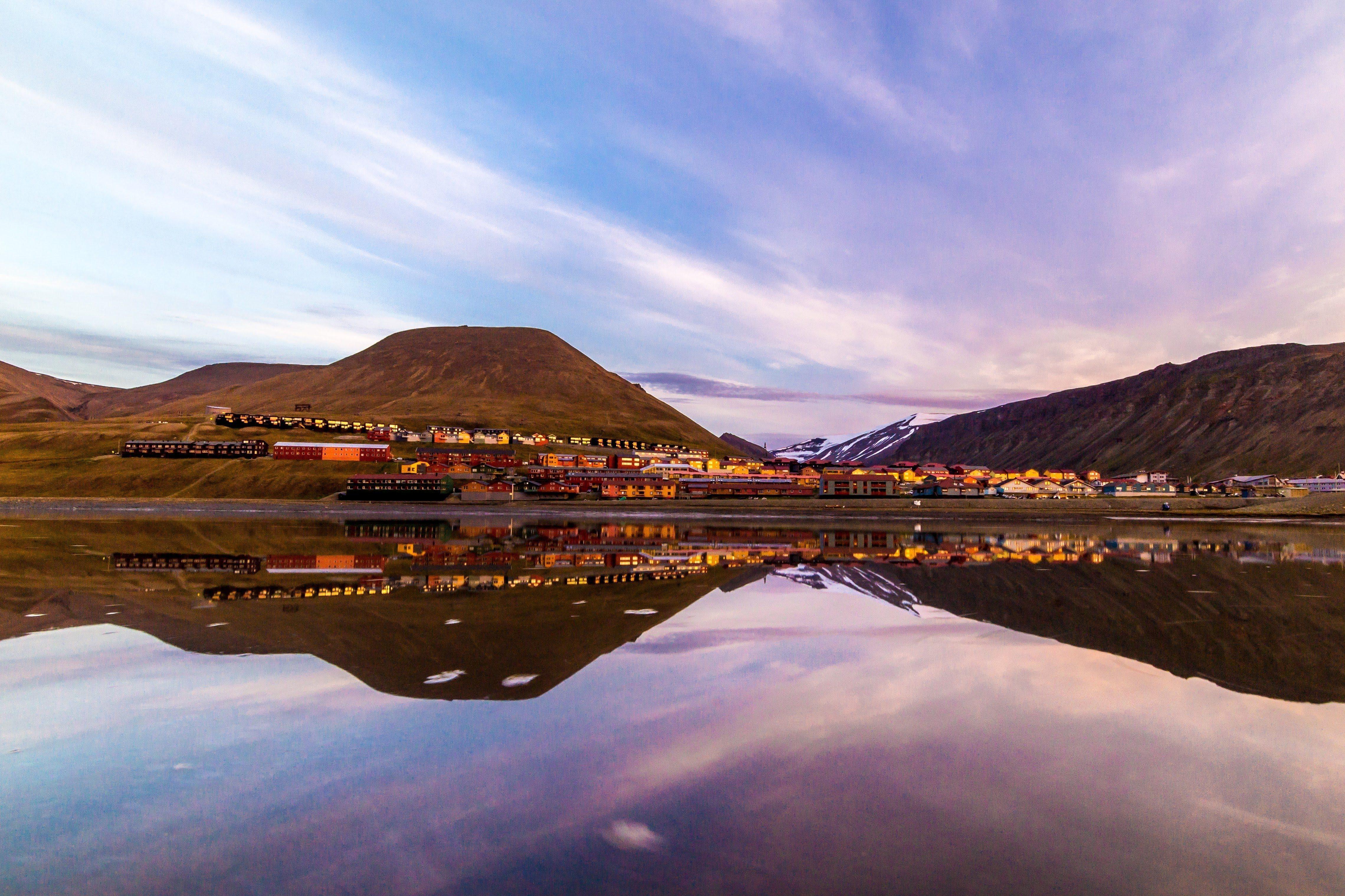 Longyearbyen. Foto Tine Mari Thornes