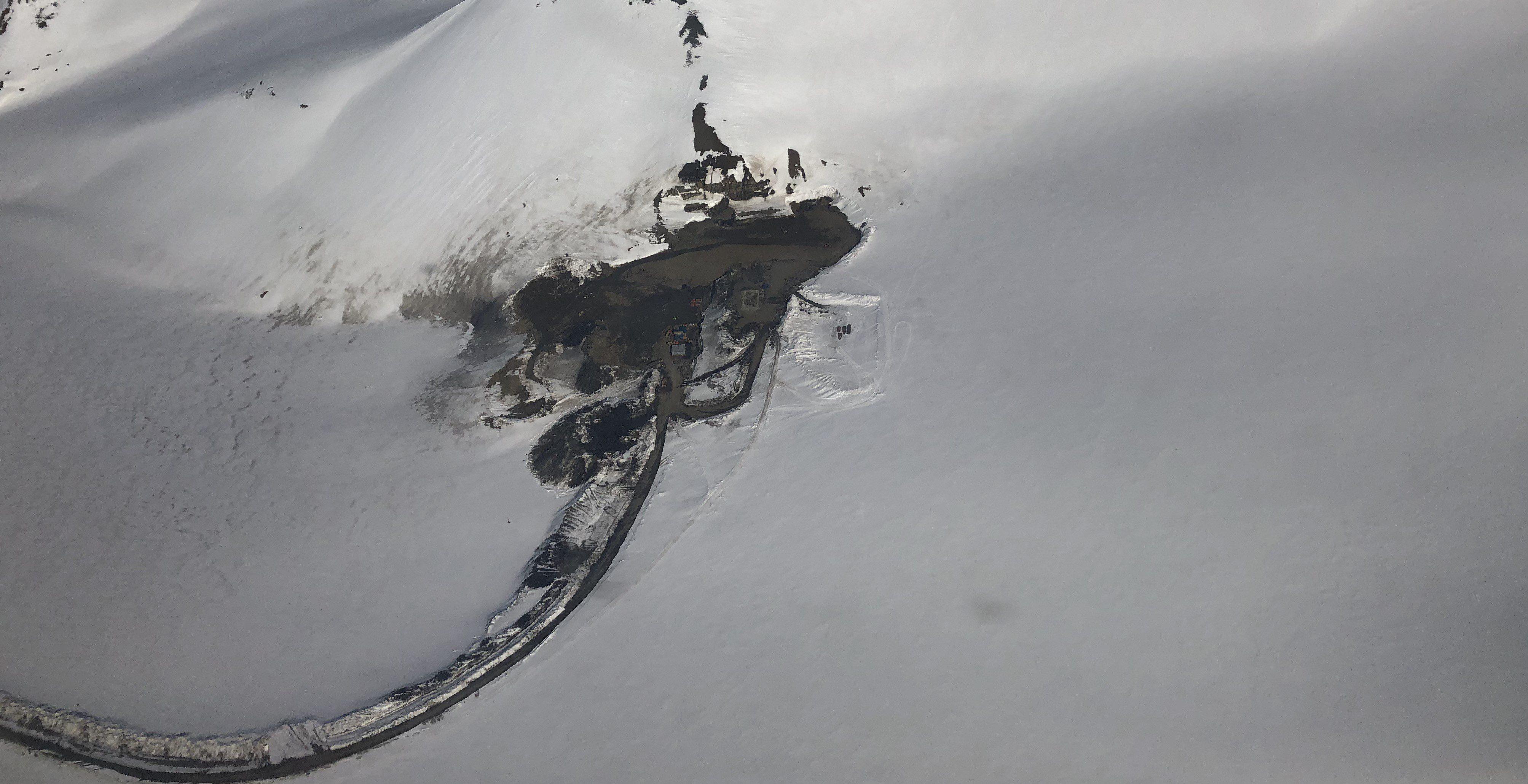 Lunckfjell juni 2019