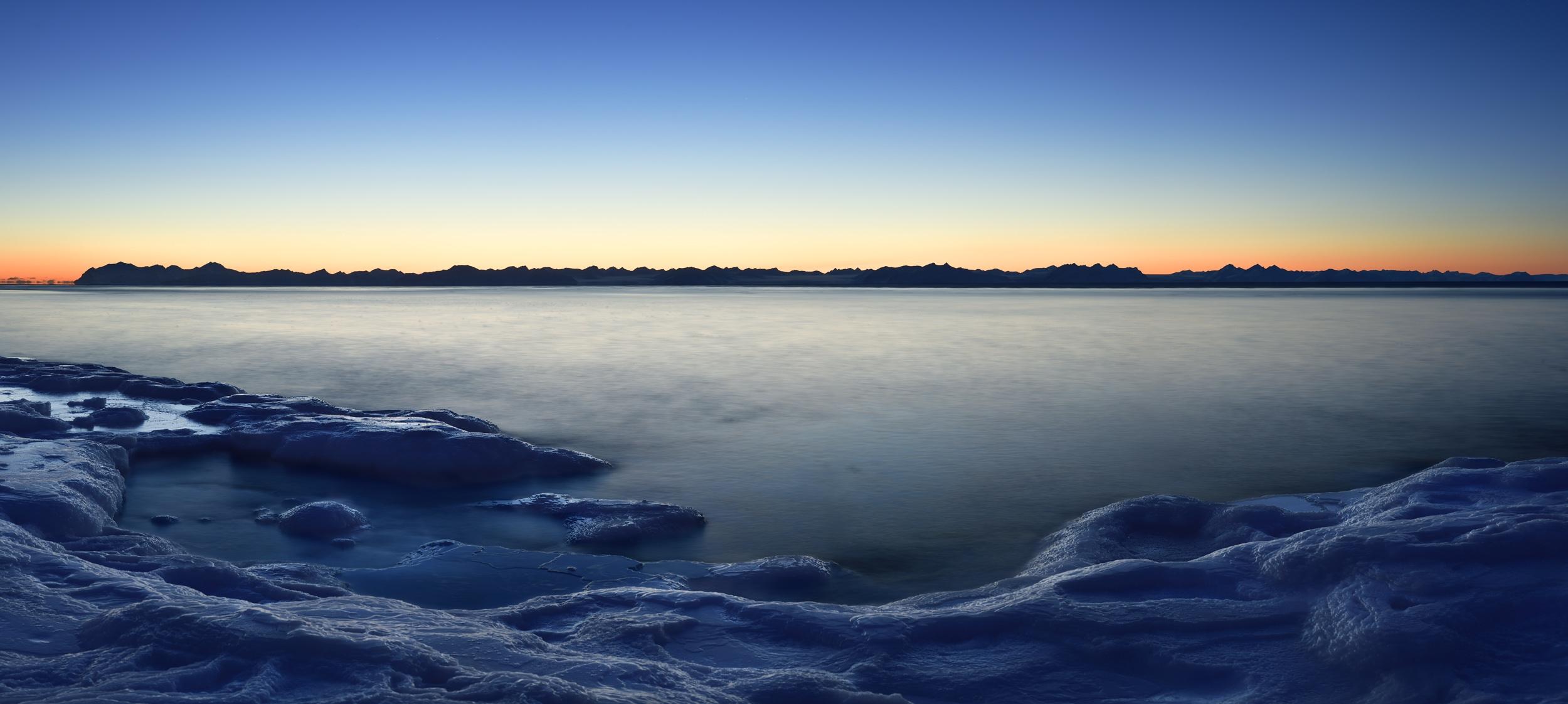 Isfjord panorama - Torbjørn Johnsen