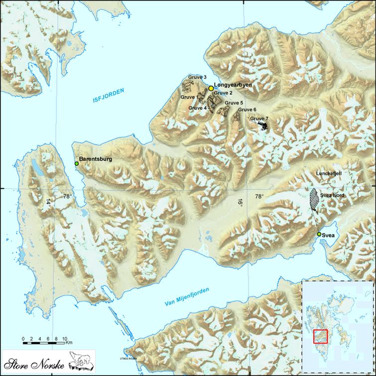 Store Norske gruver