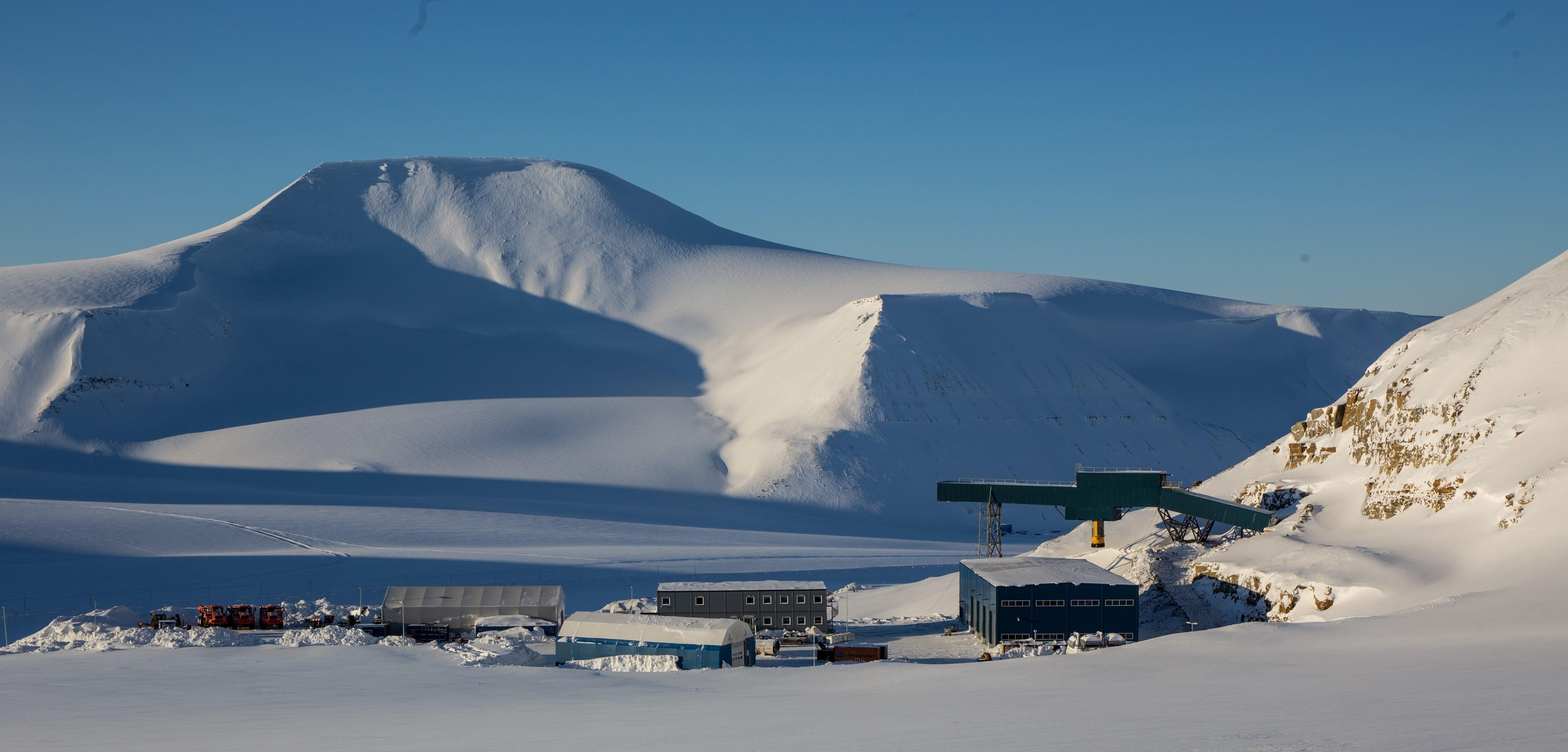 Lunckefjell. Foto Store Norske